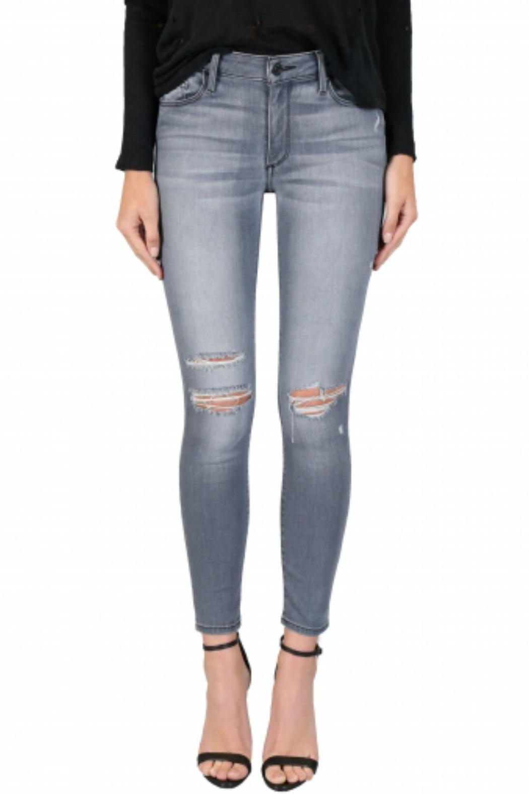 Black Orchid Denim Jude Cropped Skinny - Side Cropped Image
