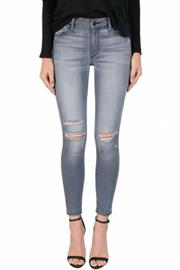 Black Orchid Denim Jude Cropped Skinny - Side cropped
