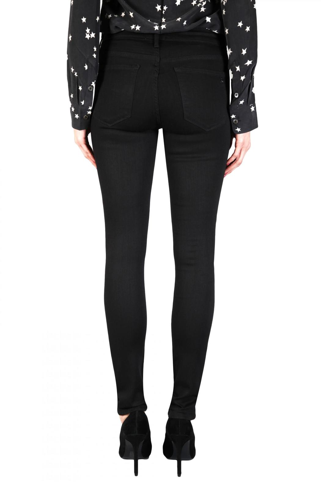 Black Orchid Denim Jude Mid Rise Skinny - Front Full Image