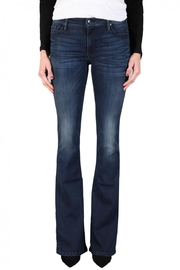 Black Orchid Denim Mia Flare Denim - Front cropped