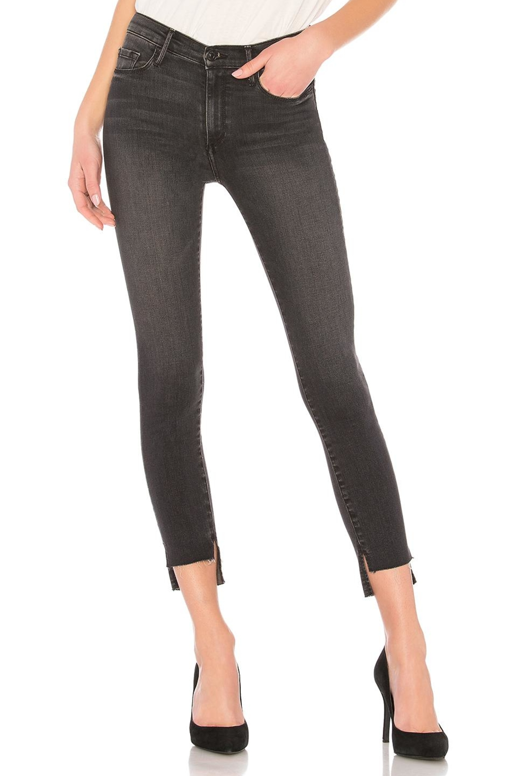 Black Orchid Denim Miranda High-Rise Skinny - Main Image
