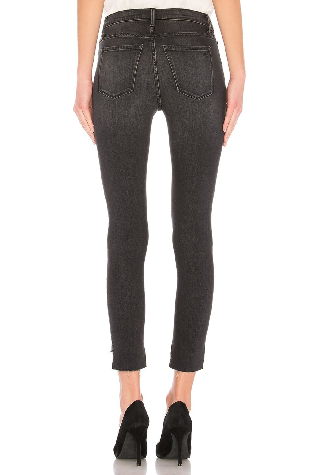 Black Orchid Denim Miranda High-Rise Skinny - Side Cropped Image