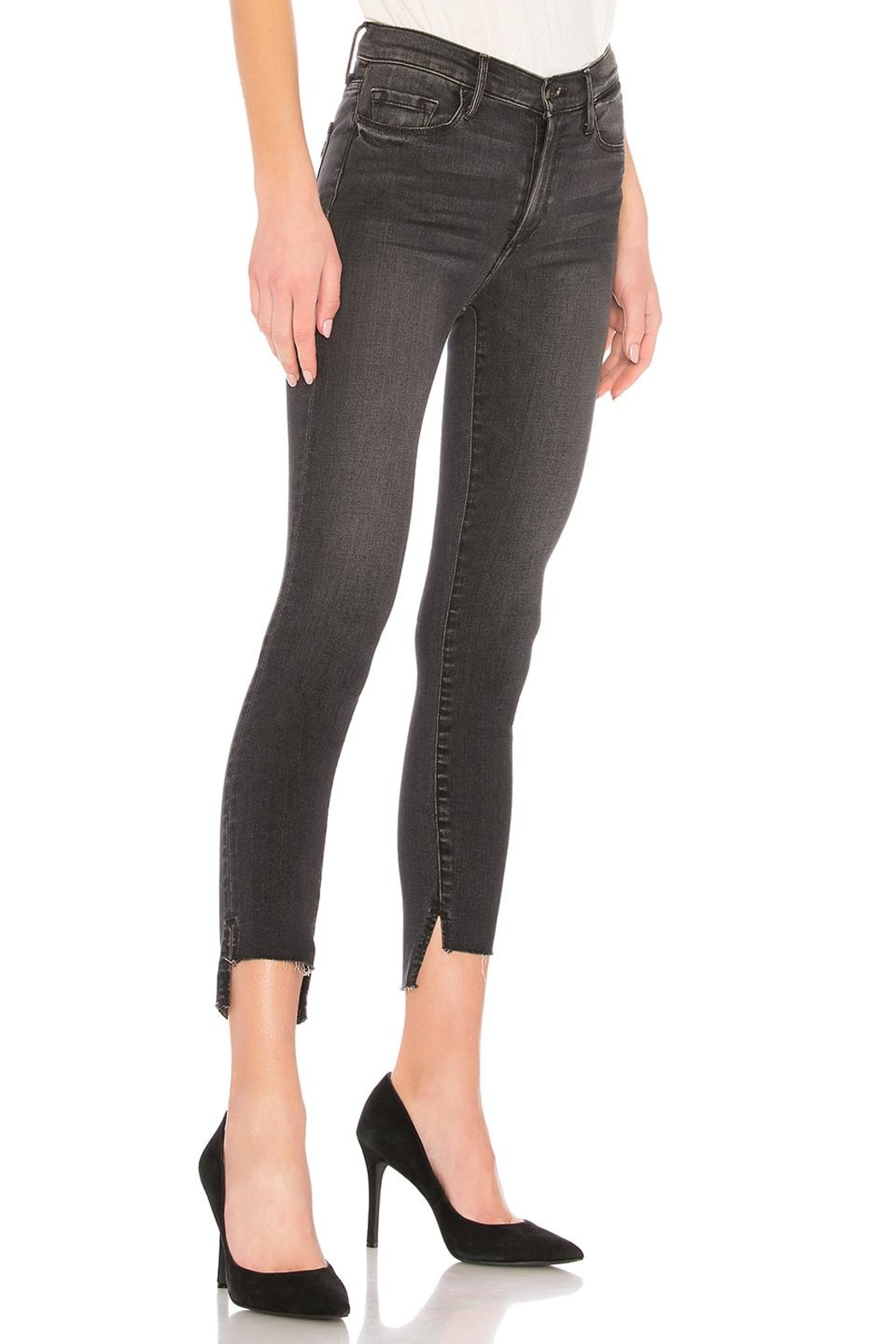Black Orchid Denim Miranda High-Rise Skinny - Front Full Image