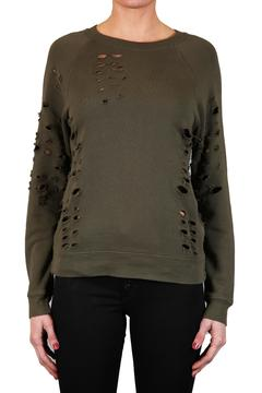 Black Orchid Denim Ragan Zip Sweater - Product List Image