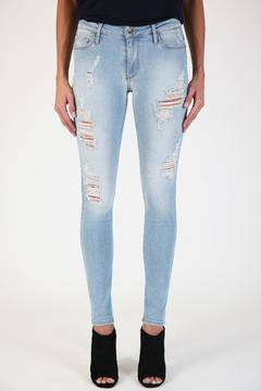 Shoptiques Product: Troublemaker Skinny Denim