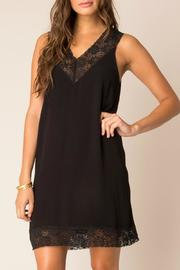 Black Swan Black Eva Dress - Product Mini Image