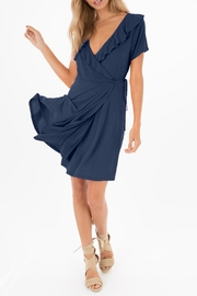 Black Swan Estella Wrap Dress - Product Mini Image