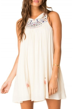 Shoptiques Product: Marleigh Embroidered Dress