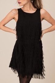 Black Swan Maxine Dress - Front cropped