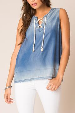 Shoptiques Product: Micah Sleeveless Top