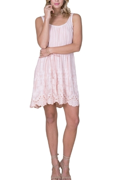 Shoptiques Product: Rose Embroidered Dress