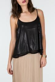 Black Swan Sequin Cami Top - Product Mini Image