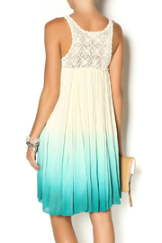 Shoptiques Product: Sky Memories Dress - Back cropped