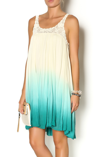 Shoptiques Product: Sky Memories Dress - main