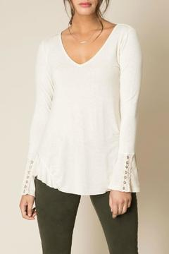 Shoptiques Product: Vintage Bell Sleeve Top