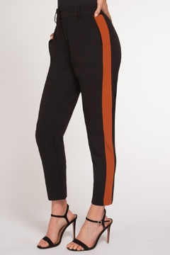 Black Tape City Stripe Pant - Product List Image