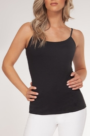 Black Tape Classic Cami - Front cropped