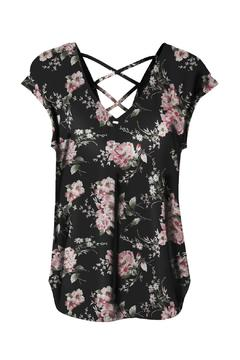Shoptiques Product: Extended Sleeveless Top
