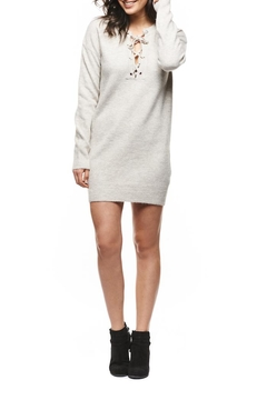 Black Tape Fireside Tunic Sweater - Product List Image