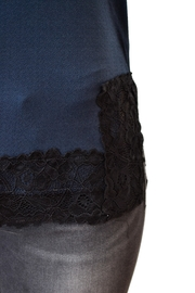 Black Tape Lace Camisole - Other