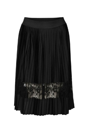 Black Tape Ellen Pleated Skirt - Product Mini Image