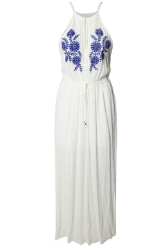 Shoptiques Product: Sleeveless Maxi Dress