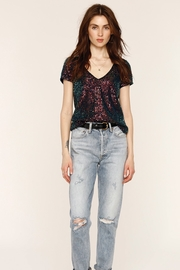 Heartloom BLAIR TOP - Front cropped