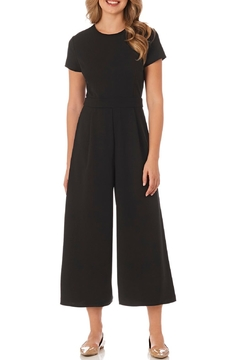 Shoptiques Product: Blaire Stretch-Crepe Jumpsuit