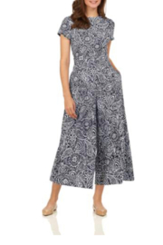 Jude Connally Blaire Wide-Leg Jumpsuit - Front cropped