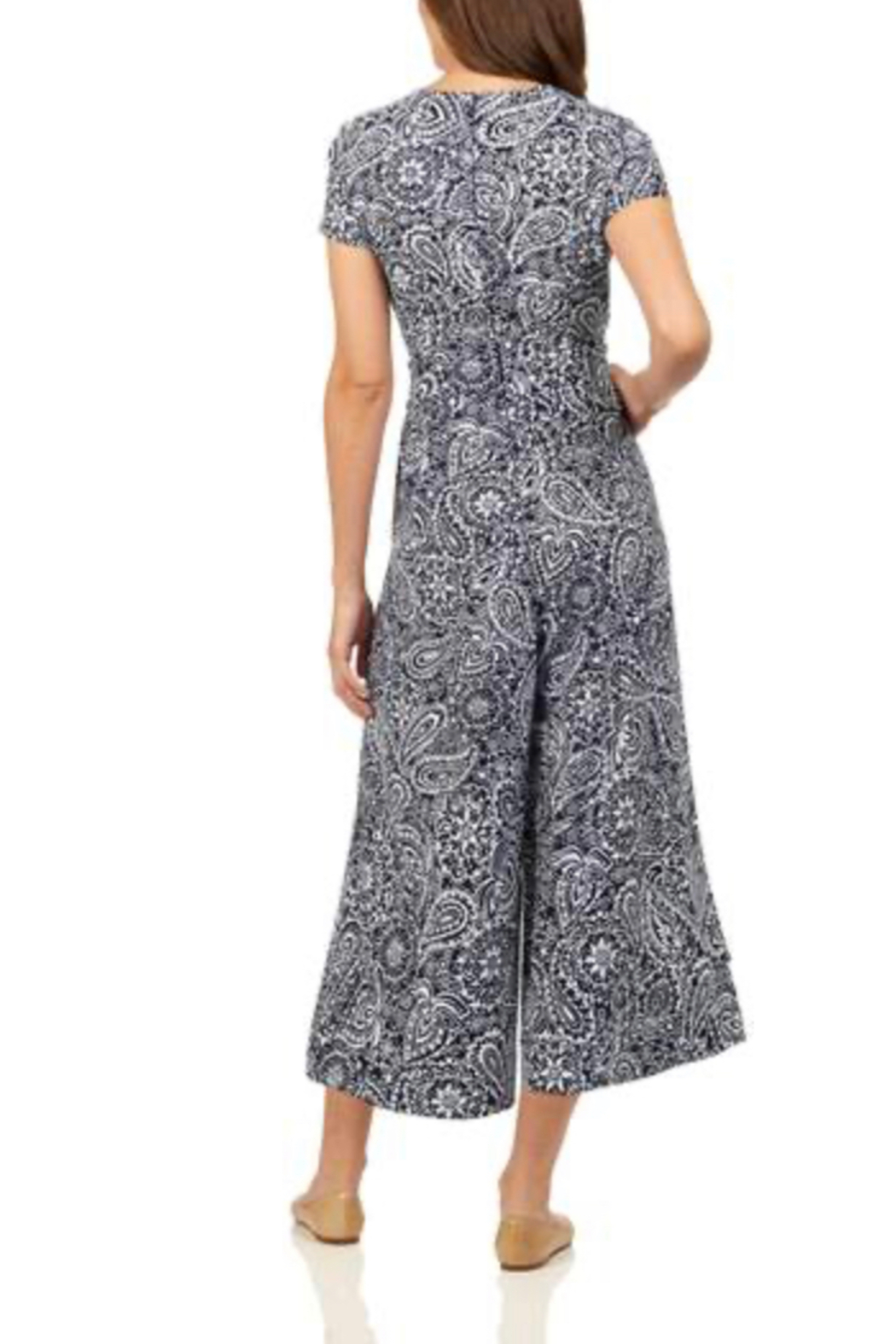 Jude Connally Blaire Wide-Leg Jumpsuit - Front Full Image