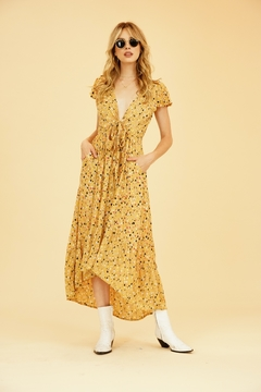 Tiare Hawaii Blake Maxi Dress - Product List Image