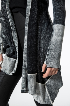 Blanc Noir Huntress Cardigan Sweater - Alternate List Image
