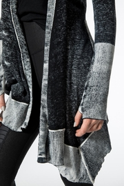 Blanc Noir Huntress Cardigan Sweater - Side cropped