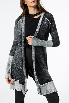 Blanc Noir Huntress Cardigan Sweater - Product List Image