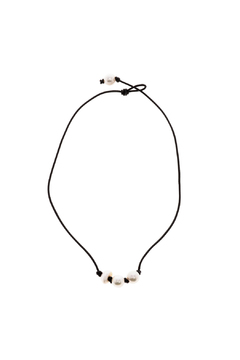 blandice Pearl Choker Necklace - Product List Image
