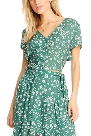 Saltwater Luxe Blane Floral Top - Product Mini Image