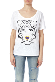 Blank Bella + Canvas Tiger Love Tee - Side cropped