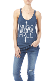 Blank Next Level Set Us Free Tank - Product Mini Image