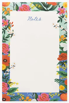 Rifle Paper Co.  Blank Notepad - Alternate List Image