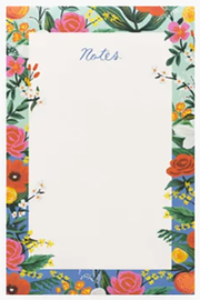 Rifle Paper Co.  Blank Notepad - Front cropped