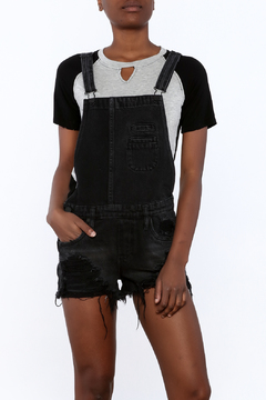 Blank Short Overalls - Product List Image