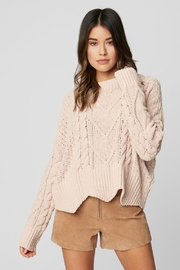 Blank NYC Blank Tan Sweater - Product Mini Image