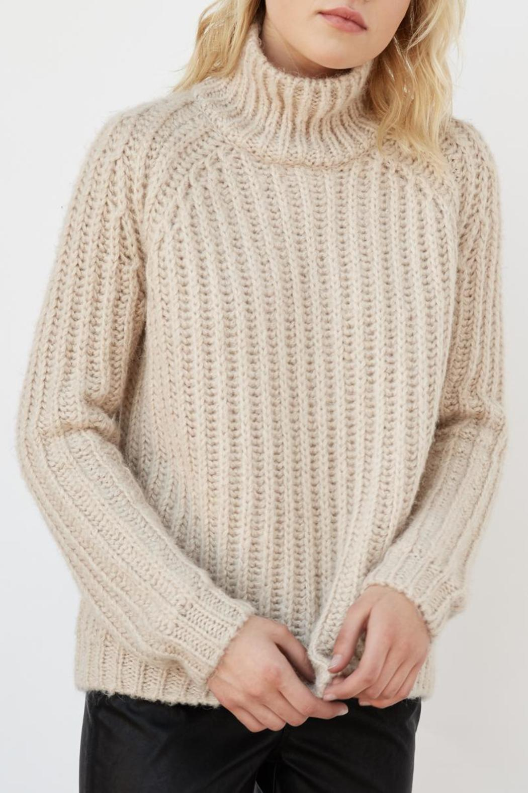 Blank NYC Cozy Mock Turtleneck Sweater from Hudson Valley by Bfree ...