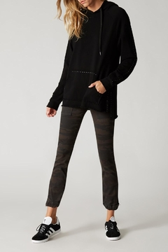 Shoptiques Product: Dark And Stormy Hoodie