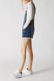 Blank NYC Funny Bone Overall - Front full body