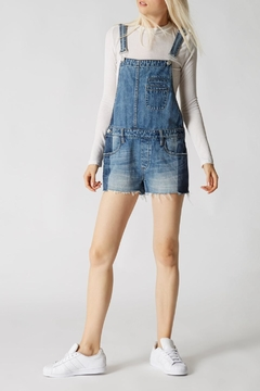 Blank NYC Funny Bone Overall - Product List Image