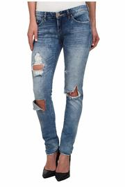 Blank NYC Good Vibes Skinny Jeans - Product Mini Image