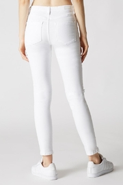 Blank NYC Mid-Rise Skinny Jean - Back cropped