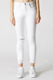 Blank NYC Mid-Rise Skinny Jean - Front full body
