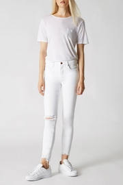 Blank NYC Mid-Rise Skinny Jean - Front cropped